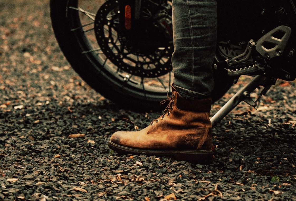 calzature moto